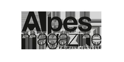 Logo Alpes Magazine