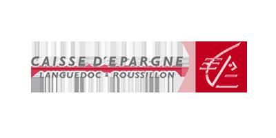 Logo Caisse d'Epargne Languedoc-Roussillon