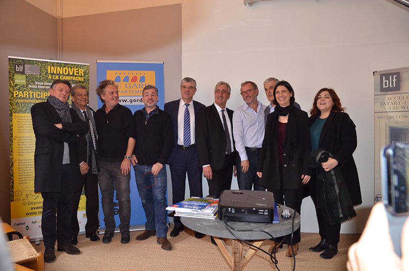 Photo de groupe EcomNews