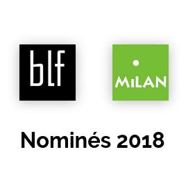 BLF - Milan - Nominés 2018